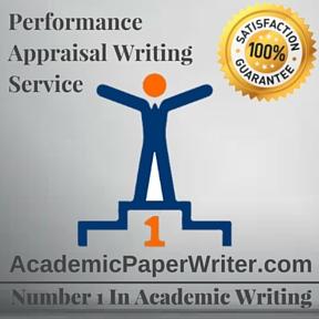 Performance Appraisal Writing Service