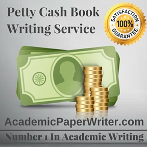 Petty Cash book Writing Service