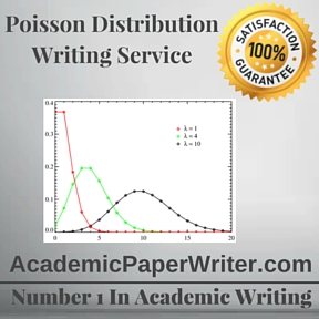 Poisson Distribution Writing Service