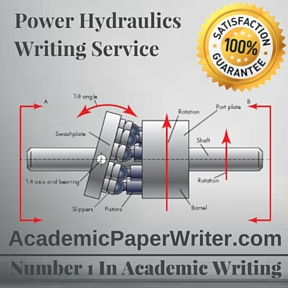 Power Hydraulics Writing Service