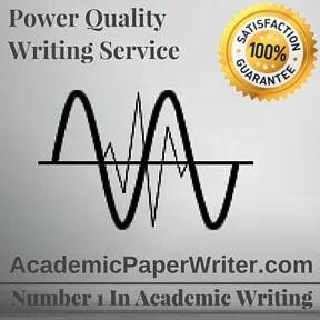 Power Quality Writing Service