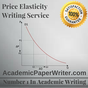 Price Elasticity Writing Service