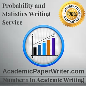 Probability and Statistics Writing Service
