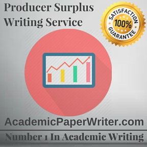 Producer Surplus Writing Service