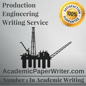 Production Engineering Writing Service