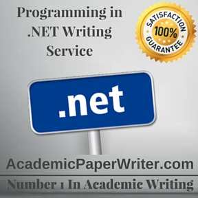 Programming in .NET Writing Service