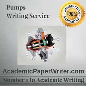 Pumps Writing Service