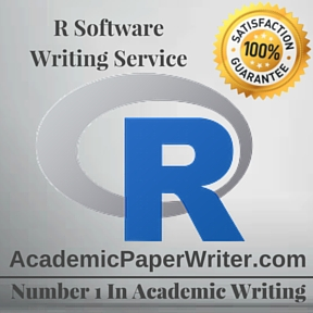 R Software Writing Service