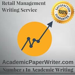 Retail Management Writing Service