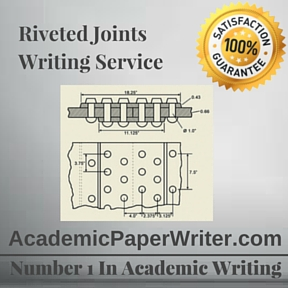 Riveted Joints Writing Service