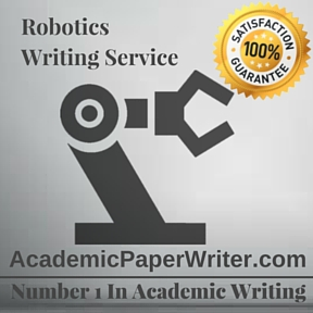 Robotics Writing Service