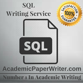 SQL Writing Service