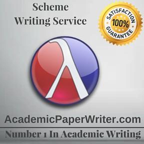 Scheme Writing Service