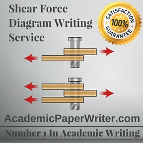 Shear Force Diagram Writing Service