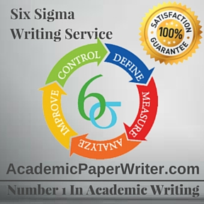 Six Sigma Writing Service