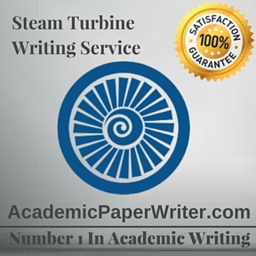 Steam Turbine Writing Service