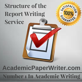 Structure of the Report Writing Service