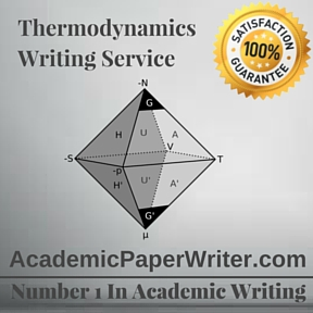 Thermodynamics Writing Service