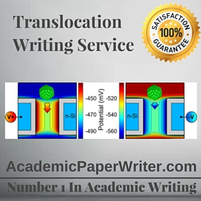 Translocation Writing Service