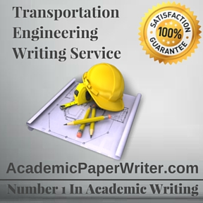 Transportation Engineering Writing Service