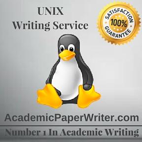 UNIX Writing Service