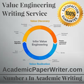 Value Engineering Writing Service
