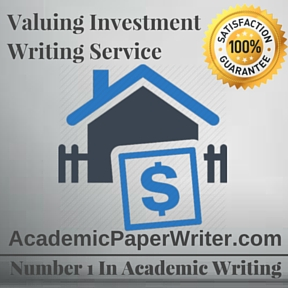 Valuing Investment Writing Service
