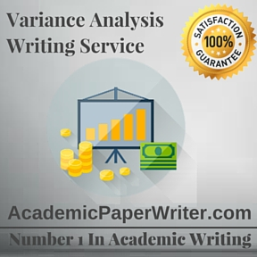 Variance Analysis Writing Service