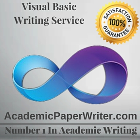 Essay on visual basic