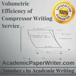Volumetric Efficiency of Compressor