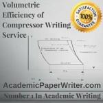 Volumetric Efficiency of Compressor
