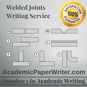 Welded Joints Writing Service