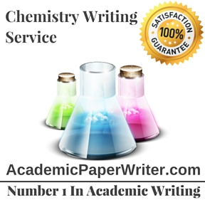 Chemistry Writing Service