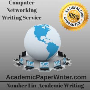 Computer Networking Writing Service