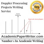 Doppler Processing Projects