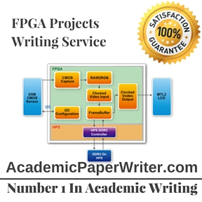 FPGA Projects Writing Service