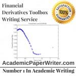 Financial Derivatives Toolbox