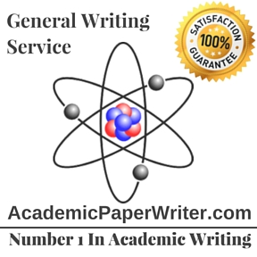 General Writing Service