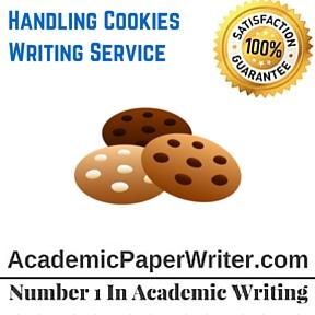 Handling Cookies Writing Service