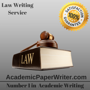 Law Writing Service
