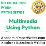 Multimedia Using Python