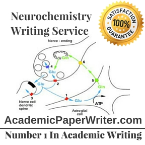 Neurochemistry Writing Service