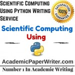 Scientific Computing Using Python