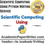 Scientific Computing Using Python
