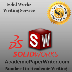 Solid Works Writing Service