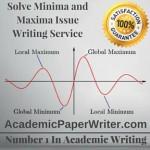 Solve Minima and Maxima Issue