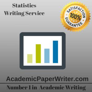 Statistics Writing Service