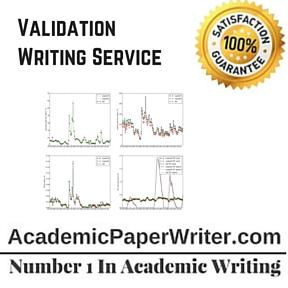 Validation Writing Service