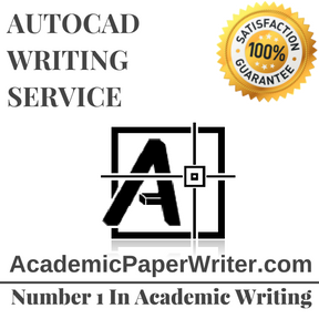 AUTOCAD WRITING SERVICE