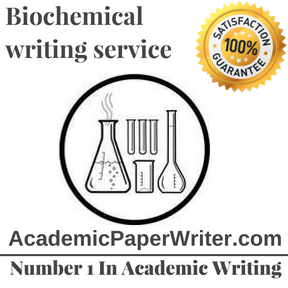 Biochemical writing service